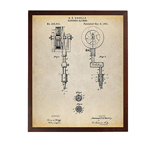 Turnip-Designs-Tattoo-Machine-Vintage