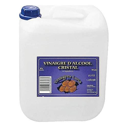 Vinaigre Blanc 8° | 100% Écologique | Produit de Nettoyage | Bidon de 10L