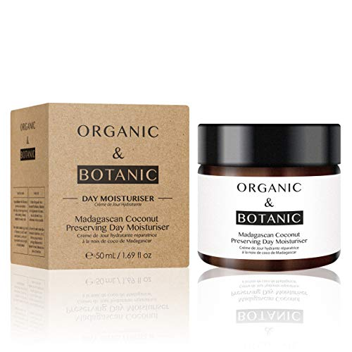 Dr Botanicals Tagescreme Madagascan Coconut Preserving 50 ml