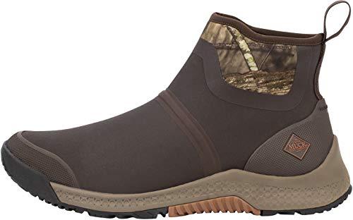 Muck Boots Outscape Chelsea, Stivali in Gomma Uomo, Rovere muschiato Marrone, 44.5 EU
