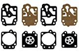 8個2セット入り ワルボロWYJ WYL系 ダイヤフラムセット キャブレター 刈払機 草刈機用 互換品