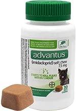Bayer Advantus Oral Flea Soft Chews for Small Dogs (30 Count)