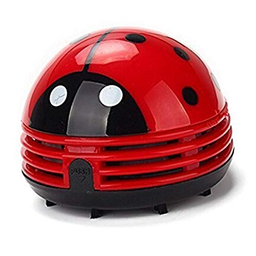 Lowest Price! Ladybug Vacuum Cleaner - Mini Vacuum Cleaner Portable Corner Desk Vacuum Cleaner Mini ...