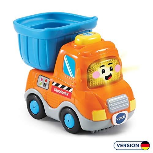 Vtech 80-517304 Tut Tut Baby Flitzer - Kipplaster, Babyautos, Mehrfarbig