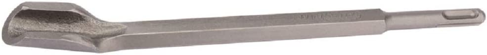 Draper 1x SDS and Groove Gouge Chisel Garage Professional Standard Tool 77144