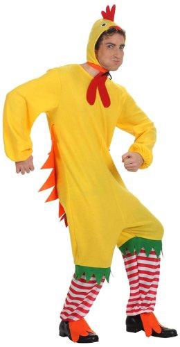 Atosa - 10213 - Costume - Déguisement De Homme Poulet - Taille 2