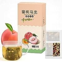 桃ウーロン茶フルーツトライアングルティーバッグバブルフラワーティーミルクティー