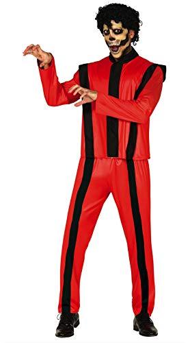 FIESTAS GUIRCA Disfraz De Michael Jackson Thriller Zombie