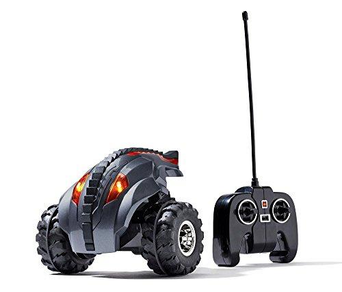 Tchibo TCM Stuntcar Spielzeug Spielzeugwagen Auto Buggy Crazy Car Stuntauto LED
