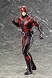 Marvel Cyclops Figura, Color Negro, Rojo, 20 cm (Bandai KOTKTOMK183)