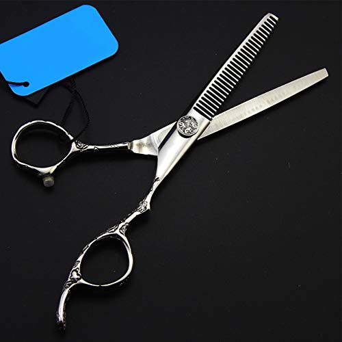 Lowest Price! Sharonds High Class Haarschere 6 inches Professional Hair Scissors Thining Scissors Se...