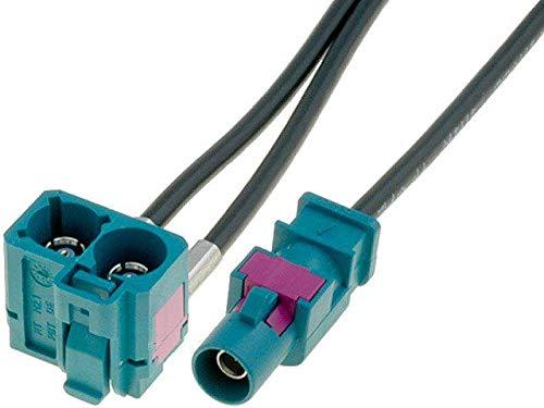 ADNAuto 81861 Adaptateur Antenne Double Fakra F- Rns-E