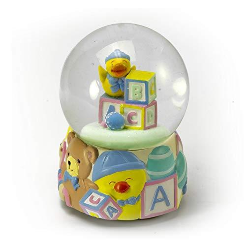 Jingle Jumbles Baby Toyland Boule à Eau Musicale - Plus de 400 chansons au Choix, Verre, 227. Light My Fire