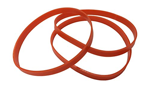 """3) 6"""" Urethane Band Saw Tires for 3 wheel 10"""" Delta 28-160 Band Saw"""