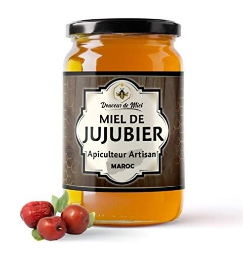 Miel de jujubier analysé | Bienfaits multiples | Pot de 250g
