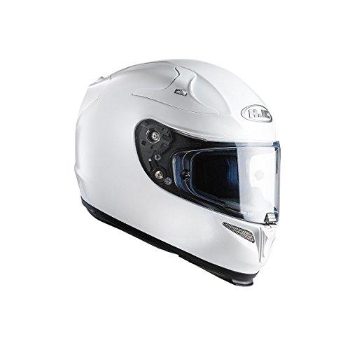 HJC - Moto Casco - HJC Rpha 10 Plus mundal Pearl White Ryan
