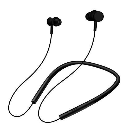 JFSKD Kabelloser Bluetooth Hi-Res In-Ohr Kopfhörer, Noise Cancelling, Headset, Freisprecheinrichtung, 10h Akku,Black