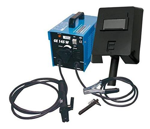 Guede 20001 5kVA Lichtbogen-Schweißmaschine für Gleich- und Wechselstrom - Lichtbogen-Schweißmaschinen für Gleich- und Wechselstrom (14 kg, 230 V, 50 Hz)