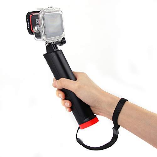 Linghuang Floating Dive Grip para GoPro Hero8 Black Buoyancy Stick Universal Handheld Snorkeling Stick para GoPro/Osmo Action/Osmo Pocket y Otras Cámaras de Acción