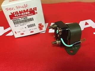 Yanmar 129100-77910 Magnetic Relay Genuine OEM