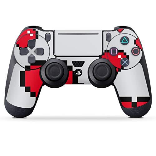 DeinDesign Skin kompatibel mit Sony Playstation 4 PS4 Pro Controller Folie Sticker Emoji