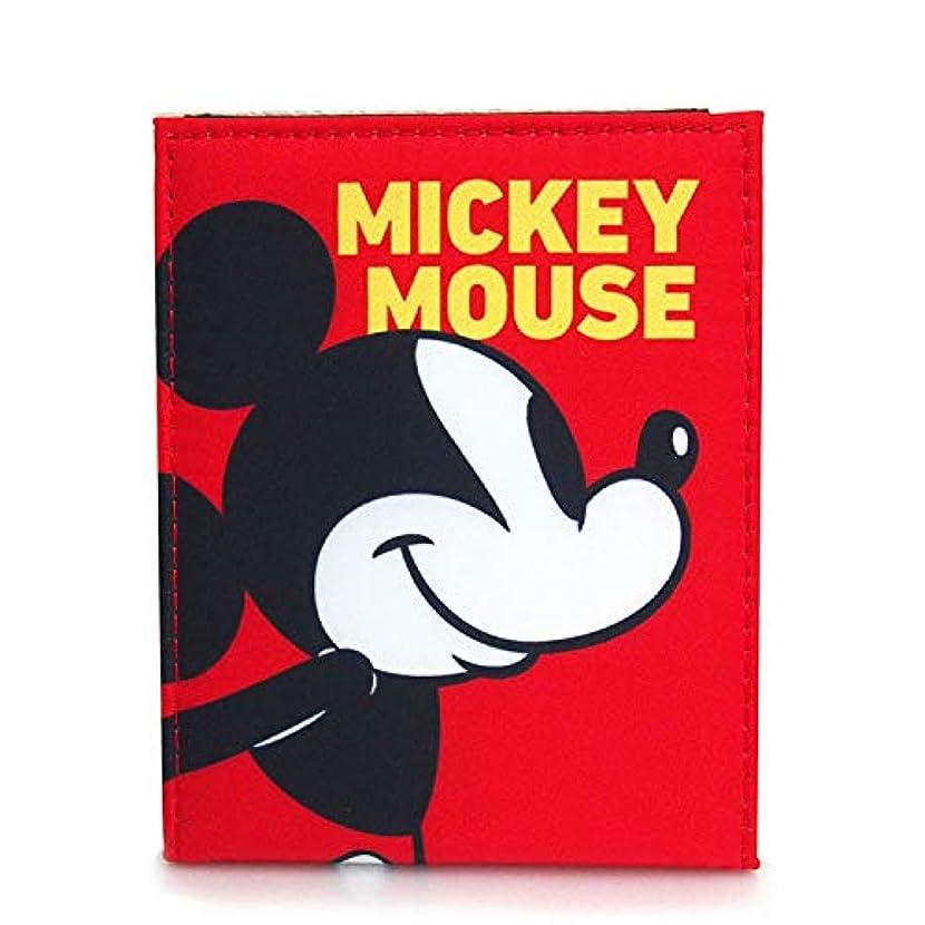 晩餐俳句毛皮ディズニー ファブリックミラーS ミッキーマウス