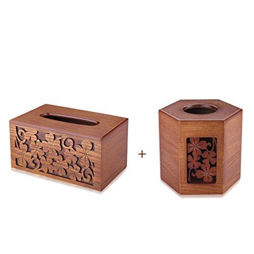 Tissue Box HOME Houten Continental Creatieve pompen cassette spoel spoel sanitaire servetten kind thuis woonkamer thuis