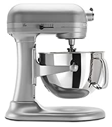 Which KitchenAid Mixer is most powerful