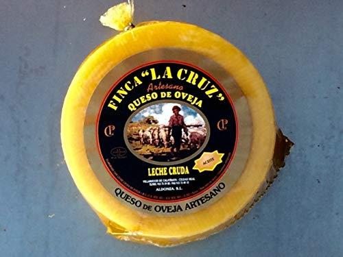 Queso curado en aceite Finca La Cruz 2 kg