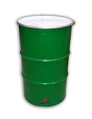 4. 200 Liter Feuertonne