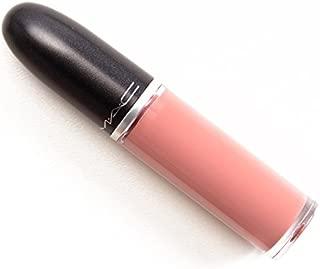 MAC RETRO MATTE LIQUID LIP COLOUR # BURNT SPICE - Creamy dirty rose