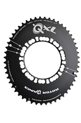 R ROTOR BIKE COMPONENTS Chainring Q-XL 53AT(FOR 38) BCD110x4 Outer