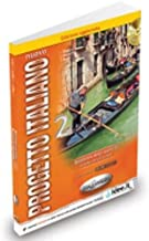 Nuovo Progetto Italiano: New Ed Quarderno Degli Esercizi 2 + Cd-audio (Level B1-b2) (Italian Edition)