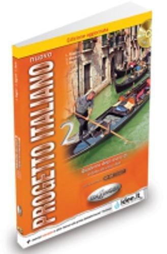 Nuovo progetto italiano. Con CD-Audio: NUOVO PROGETTO ITALIANO 2 QUADERNO DEGLI ESERCIZI