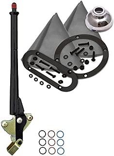 American Shifter 413838 Shifter (4L60E 12 E Brake Cable Clevis Trim Kit for D94CB)