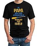 Regalo per Il papà - Se papà Non può aggiustarlo T-Shirt Maglietta...