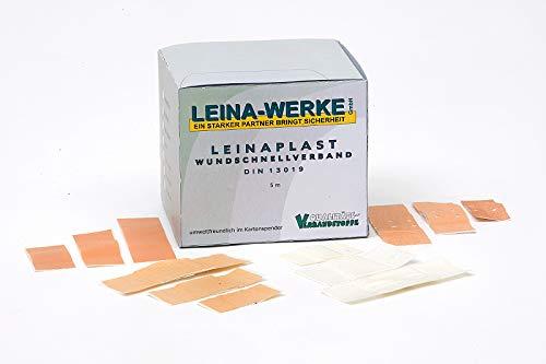 Leina-Works Ref 70050 Leinaplast Sparadrap EL – 100 x 4 cm