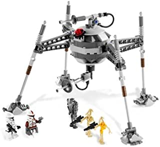 Star Wars Exclusive Limited Edition Lego Set #7681 Separatist Spider Droid
