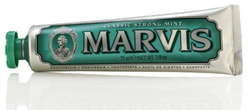 Zahncreme Marvis - Classic Mint | 75 ml, 3.8 oz | Intensive Frische