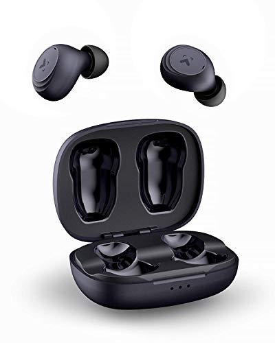 Ksound Bluetooth Kopfhörer Kabellos In Ear Ohrhörer, innenohr kopfhörer mit Rich Bass, 30-Stunden-Spielzeit, Berührungssteuerung, Integriertem Mikrofon für Android und iOS K05