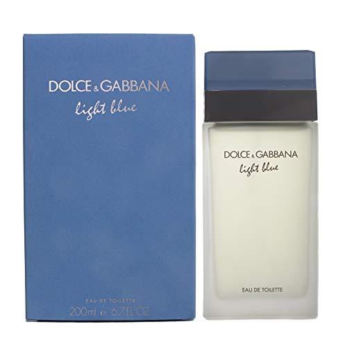 Dolce Gabbana Light Blue - Eau de toilette Spray 200 mililitros