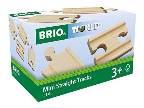 BRIO- Binari Dritti Mini, 33333