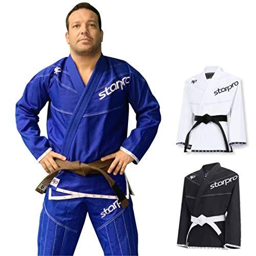 Starpro | Premium Preshrunk Jiu Jitsu Gi, BJJ Gi Men | Many...