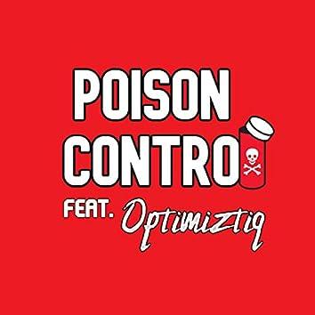 Poison Control (feat. Optimiztiq)