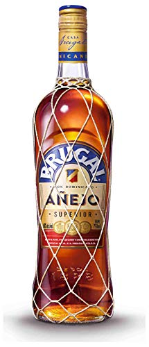 Brugal Añejo Ron Dominicano, 38% - 700 ml