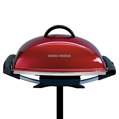 George Foreman GFO201RX Indoor/Outdoor Electric Grill