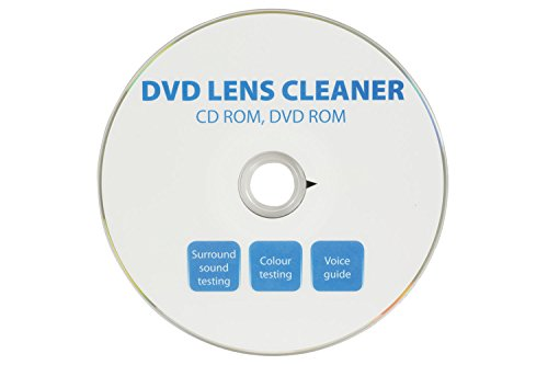 Mercury DVD CD Blue Ray Lens Cleaner Voor Blue Ray Spelers & Spelletjes Consoles