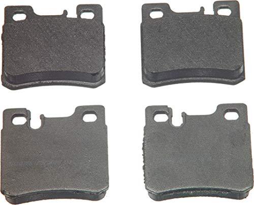 Price comparison product image Wagner MX495 Semi-Metallic Disc Brake Pad Set