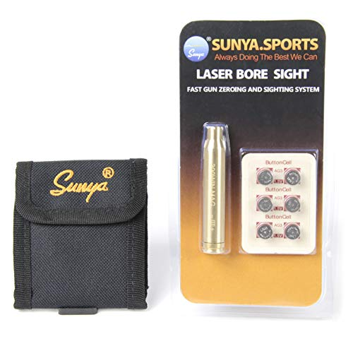 SUNYA 300 Win MAG Boresighter with Carrying Bag