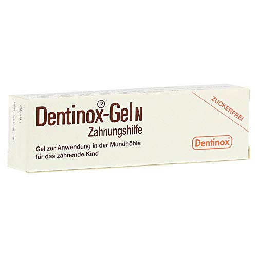 Dentinox N Gel 10 g Zahnungshilfe